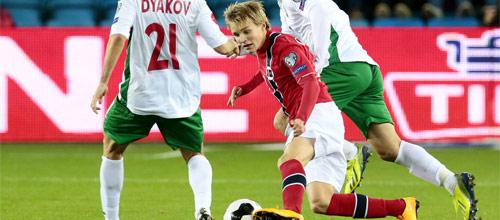Евро-2016, стыковые матчи: Венгрия - Норвегия