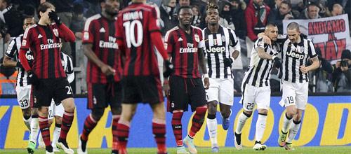 Италия, Серия А: Ювентус - Милан
