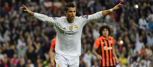 Лига Чемпионов: Шахтер Донецк - Реал Мадрид