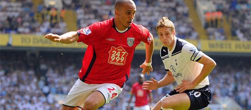 Английская Премьер-Лига: Суонси - Вест Бромвич