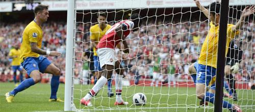 Чемпионат Англии: Саутгемптон - Арсенал