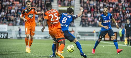 Чемпионат Франции: Лилль - Лорьян