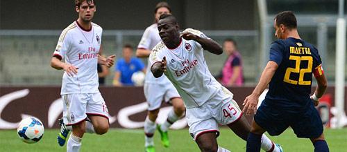 Чемпионат Италии: Милан - Верона