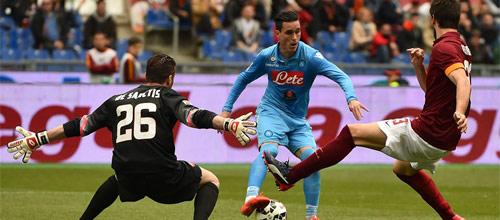 Чемпионат Италии: Наполи - Рома