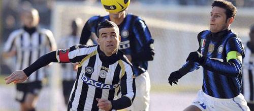Чемпионат Италии: Удинезе - Интер