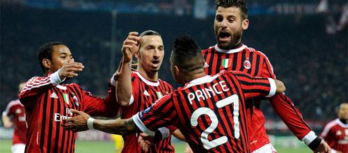 Италия, Серия А: Фрозиноне - Милан