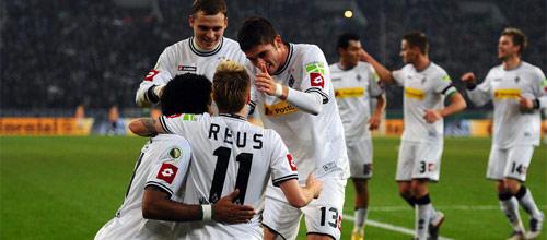 Кубок Германии: Боруссия Мёнхенгладбах - Вердер