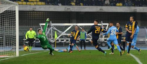 Кубок Италии: Наполи - Верона