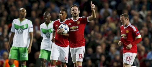 Лига Чемпионов: Вольфсбург - Манчестер Юнайтед