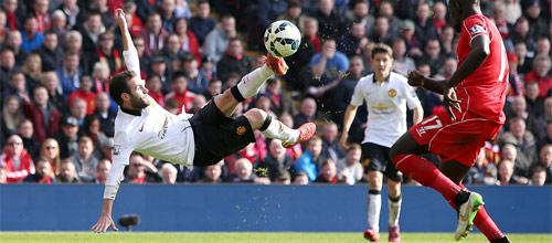 Англия, Премьер-лига: Ливерпуль - Манчестер Юнайтед