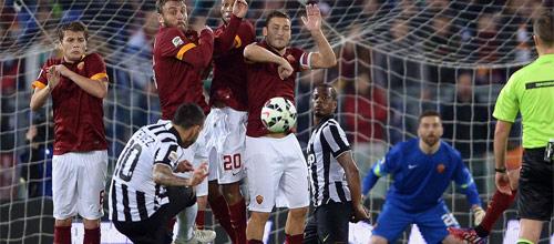 Чемпионат Италии: Ювентус - Рома