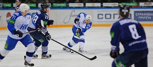 Чемпионат КХЛ: Адмирал - Нефтехимик