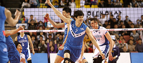Чемпионат Южной Кореи: Сеул Ури Кард Хансэ - Чхонан Хендэ