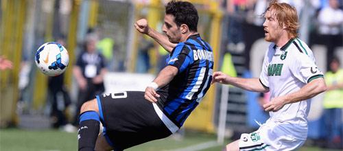 Италия, Серия А: Аталанта - Сассуоло