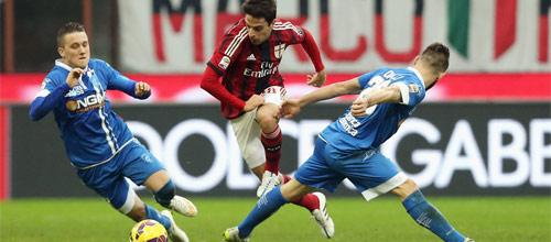 Италия, Серия А: Эмполи - Милан