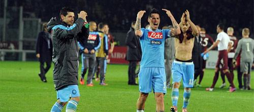 Италия, Серия А: Наполи - Торино
