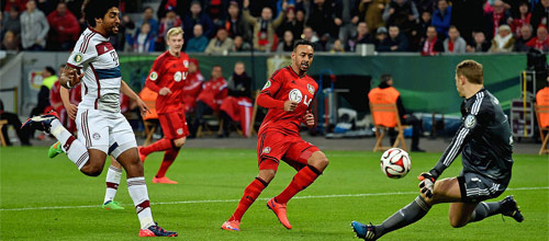 Чемпионат Германии: Байер - Бавария