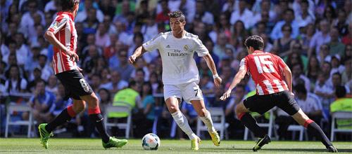 Испания, Примера: Реал Мадрид - Атлетик Бильбао