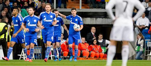 Лига Европы: Шальке 04 - Шахтер Донецк
