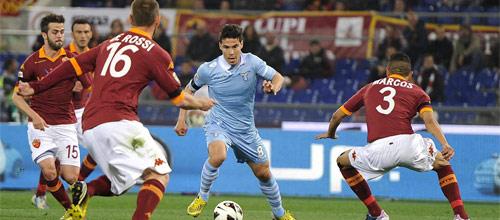 Чемпионат Италии: Лацио - Рома