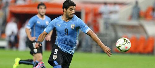 Чемпионат мира 2018, квалификация: Уругвай - Перу