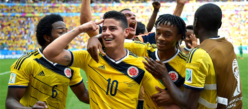 ЧМ 2018, квалификация: Боливия - Колумбия