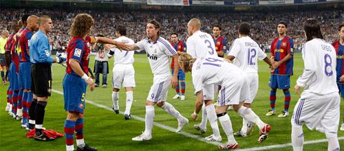 Испания, Примера: Барселона - Реал Мадрид