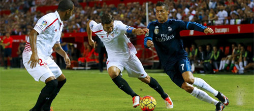 Испания, Примера: Реал Мадрид - Севилья