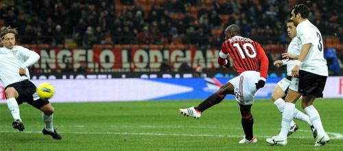 Италия, Серия А: Милан - Лацио