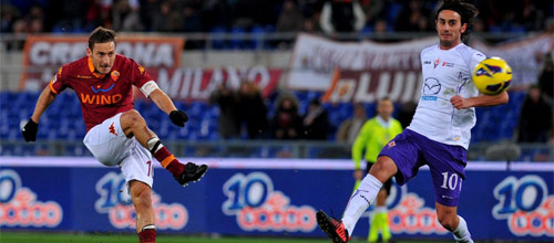 Италия, Серия А: Рома - Фиорентина
