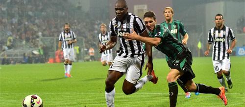Италия, Серия А: Ювентус - Сассуоло