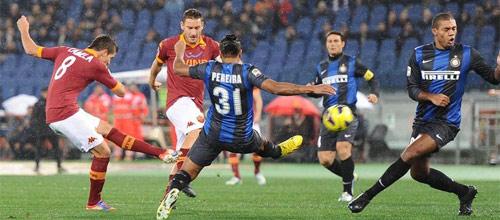 Итальянская Серия А: Рома - Интер