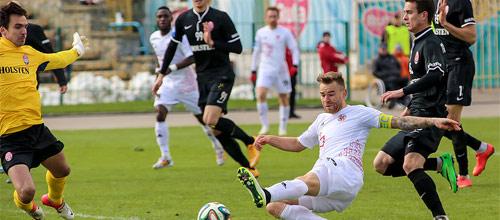 Кубок Украины: Волынь - Заря