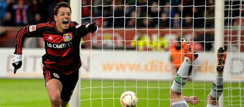 Лига Европы: Байер Леверкузен - Вильярреал