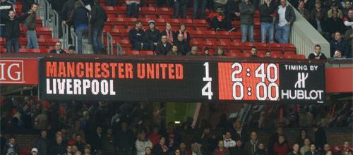 Лига Европы: Ливерпуль - Манчестер Юнайтед