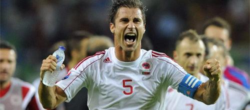 Международные товарищеские матчи: Австрия - Албания