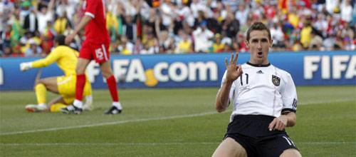Международные товарищеские матчи: Германия - Англия