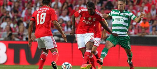 Португалия, Примейра-лига: Спортинг Лиссабон - Бенфика