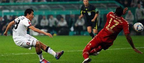 Чемпионат Германии: Бавария - Боруссия М