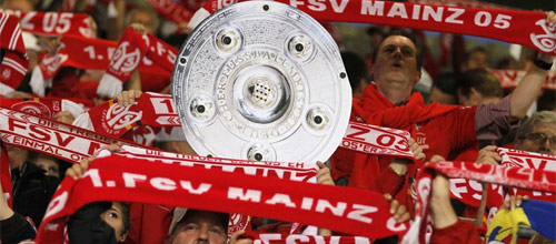 Чемпионат Германии: Майнц - Кёльн
