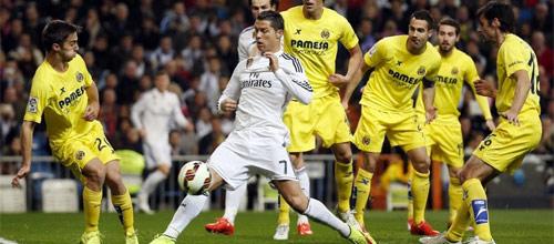 Чемпионат Испании: Реал Мадрид - Вильярреал