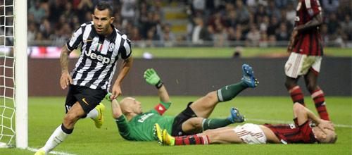 Чемпионат Италии: Милан - Ювентус
