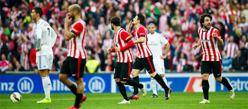 Испания, Примера: Атлетик Бильбао - Атлетико Мадрид