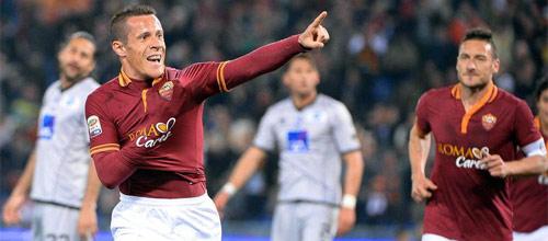 Италия, Серия А: Аталанта - Рома
