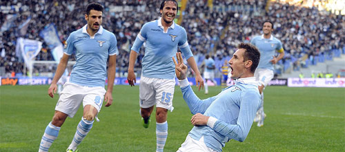 Италия, Серия А: Сампдория - Лацио