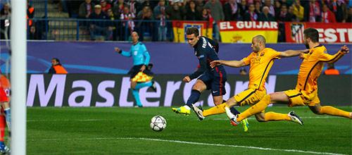 Лига Чемпионов: Атлетико Мадрид - Бавария