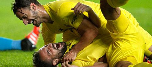 Лига Европы: Спарта - Вильярреал