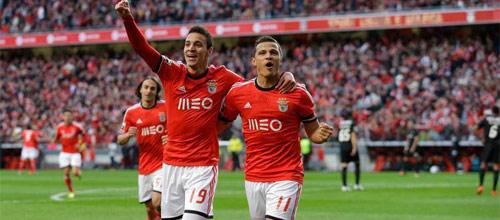 Португалия, Примейра-лига: Академика - Бенфика