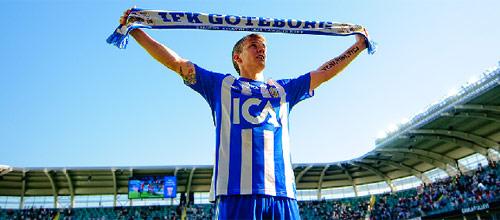 Швеция, Высшая лига: Гётеборг - Кальмар
