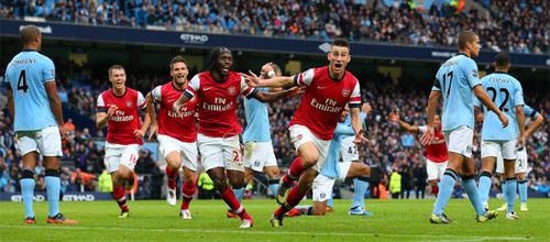 АПЛ: Манчестер Сити - Арсенал